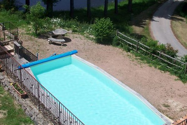 Le Cledier - swimming-pool